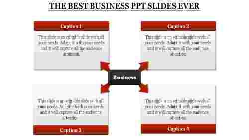 business PPT slides