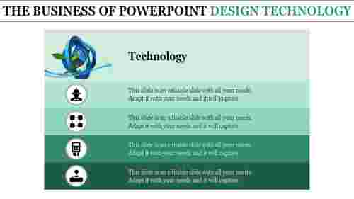 powerpoint design technology