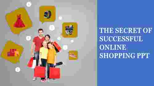 online shopping PPT