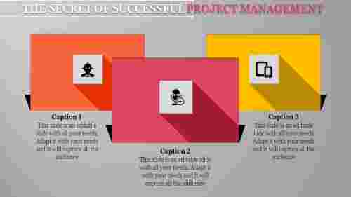 project management powerpoint-The Secret of Successful PROJECT MANAGEMENT POWERPOINT