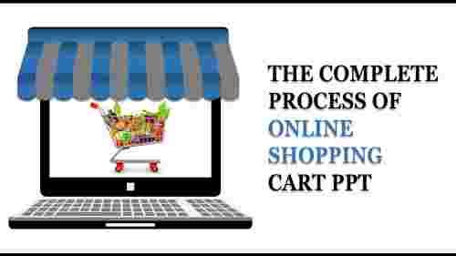 onlineshoppingcartPPT