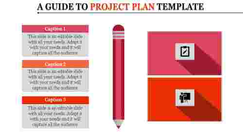 projectplantemplatePPT
