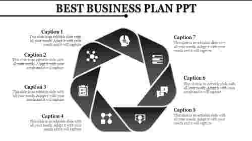 Stratergy Best Business Plan PPT