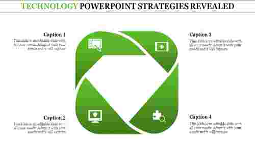 Successful Template Technology Powerpoint