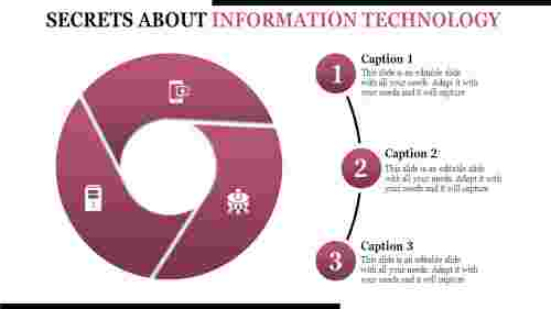 Infographic Information Technology Powerpoint Template