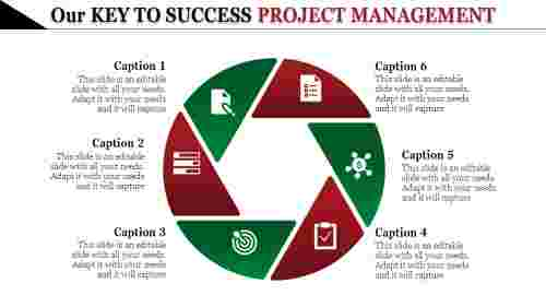 Process of project management powerpoint slides