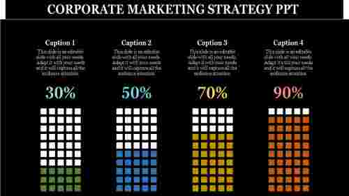Growth Design Corporate Marketing Strategy PPT