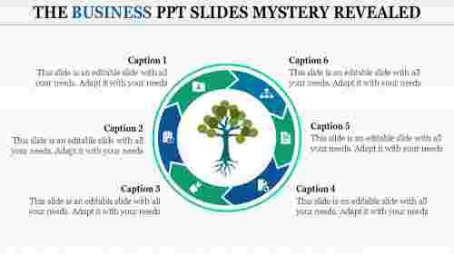 business PPT slides
