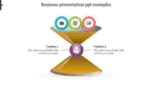 business presentation PPT examples-cone strategy
