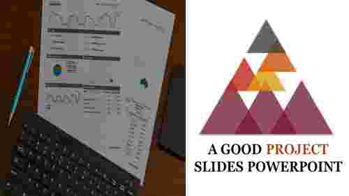 Triangle-project slides powerpoint