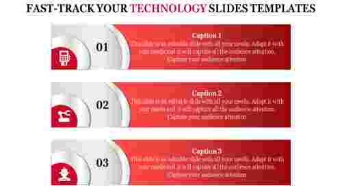 An Infographic Technology Slides Templates