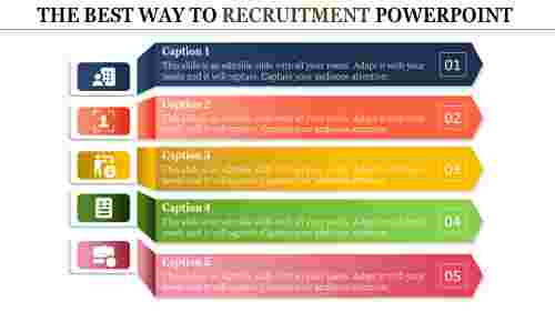 recruitment powerpoint presentation-THE BEST WAY TO RECRUITMENT POWERPOINT