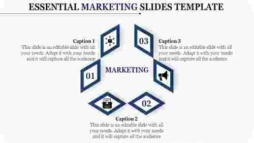 marketing slides template