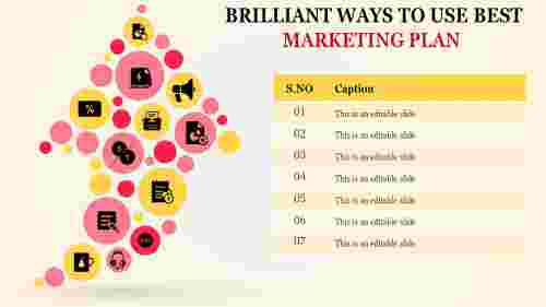 best marketing plan template-Brilliant Ways To Use BEST MARKETING PLAN