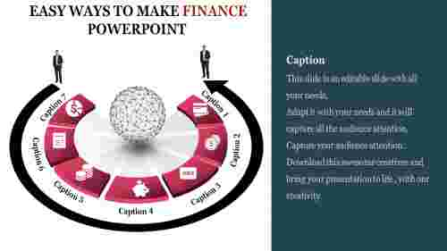 finance powerpoint template