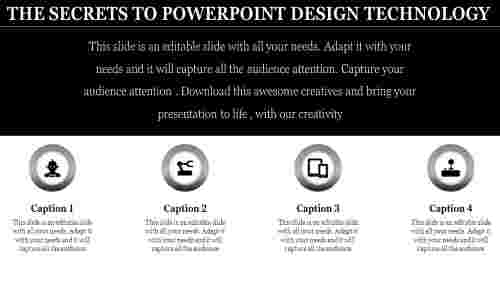 Ideas for powerpoint design technology