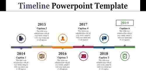 Best Timeline Powerpoint for business