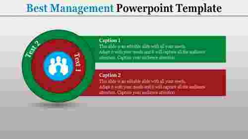 Management ppt template-Best Management Powerpoint Template