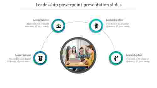 Leadership PowerPoint presentation management