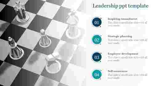 LeadershipPPTtemplatewithchessdesigns
