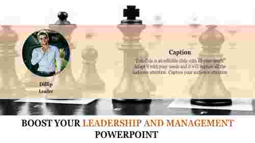 Strategies of leadership and management PowerPoint