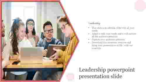 Creative leadership powerpoint presentation slide