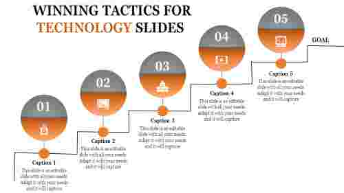 technology slides templates