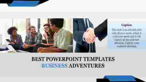 best powerpoint templates business