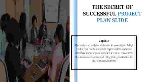 project plan slide template-The Secret of Successful PROJECT PLAN SLIDE