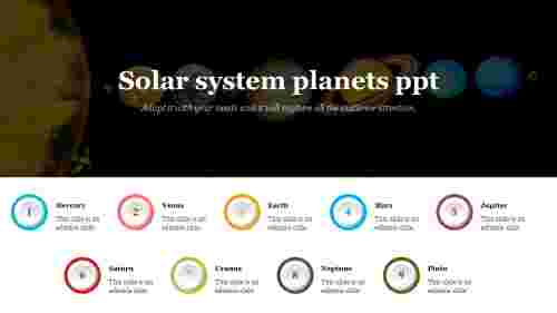 solar system planets ppt