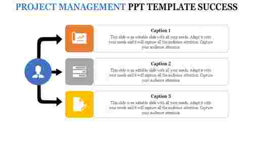 project management ppt template-PROJECT MANAGEMENT PPT TEMPLATE Success