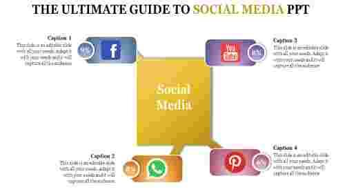 socialmediaPPTtemplate