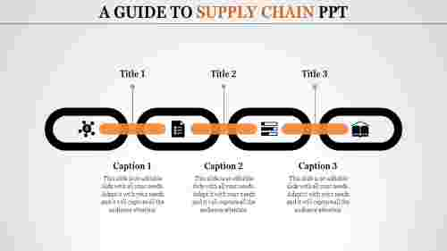 supply chain ppt-A Guide To SUPPLY CHAIN PPT