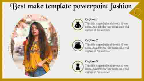 creative template powerpoint fashion