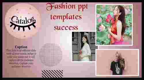 fashionpowerpointtemplateforsuccess