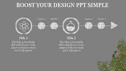 designpowerpointsimple-arrowsmodel