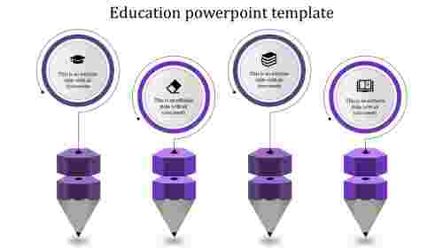 Best creative education powerpoint templates for business
