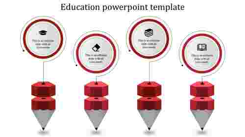 Incredible business education PowerPoint templates