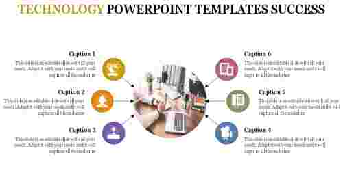 Developmental technology powerpoint templates