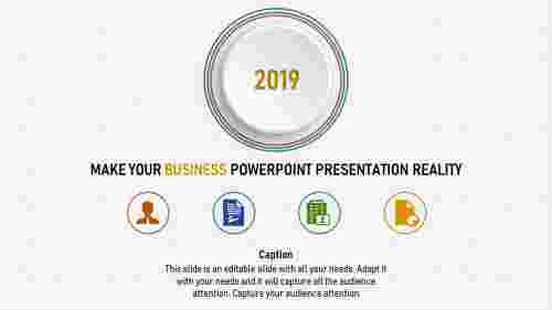 Halo business powerpoint presentation