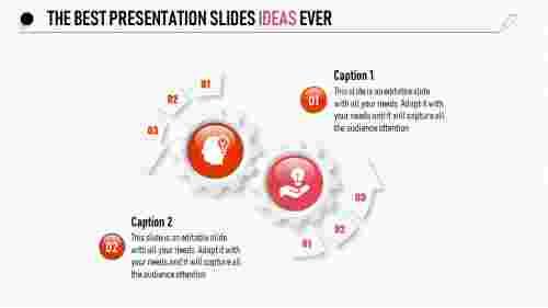 presentation slides ideas with background