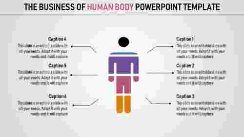 human body powerpoint template-The Business Of HUMAN BODY POWERPOINT TEMPLATE