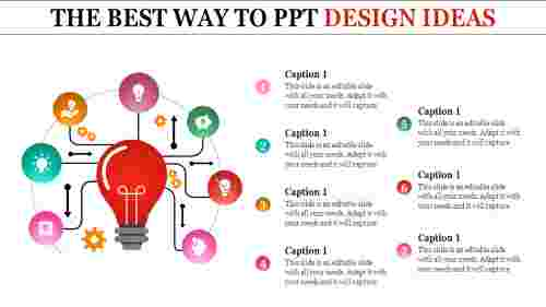 powerpoint design ideas- seven stages