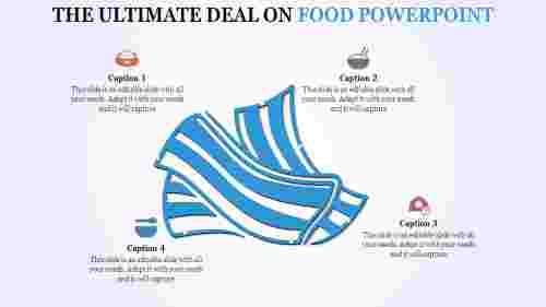 food powerpoint template - ultimate offers
