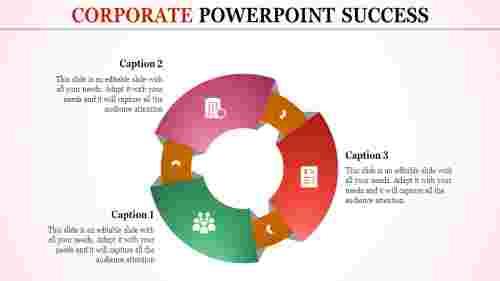 Circular loop - corporate powerpoint