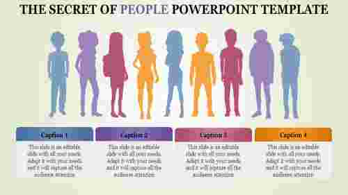 people powerpoint template-The Secret Of PEOPLE POWERPOINT TEMPLATE