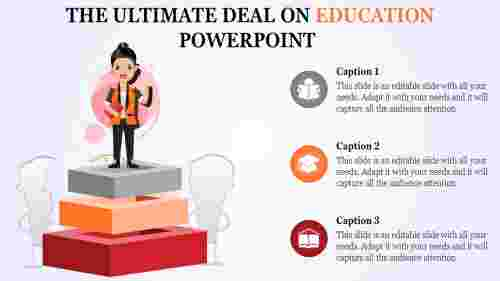 education powerpoint templates - seminar