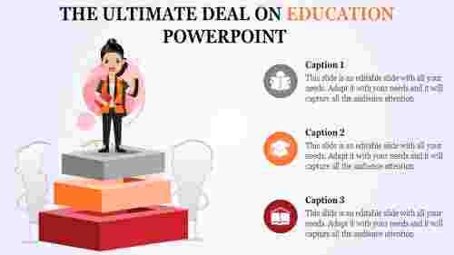 education powerpoint templates - seminar