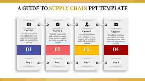 supply chain ppt template-A Guide To SUPPLY CHAIN PPT TEMPLATE