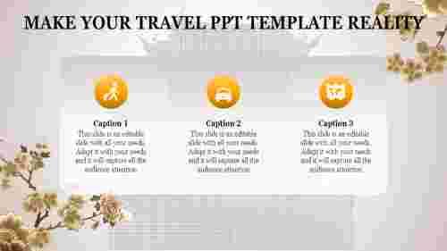 travelpowerpointtemplate-Treemodel